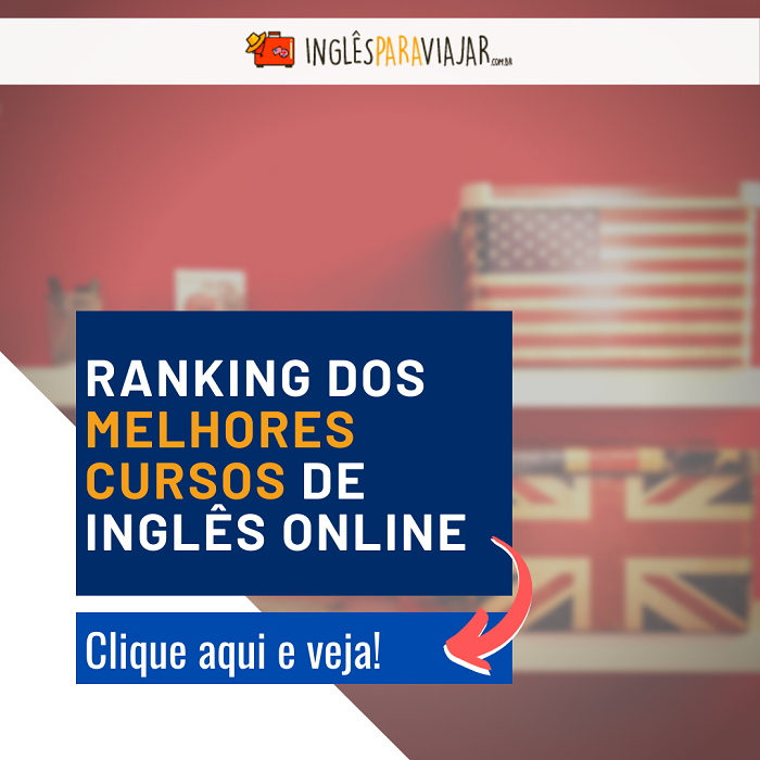 Ranking melhores cursos de inglês