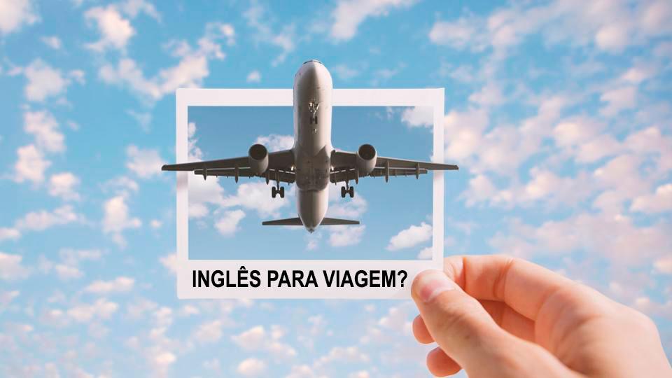 Curso Gratuito de Inglês Para Viagem