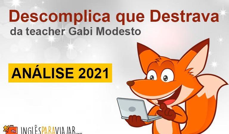 Quem é Gabi Modesto