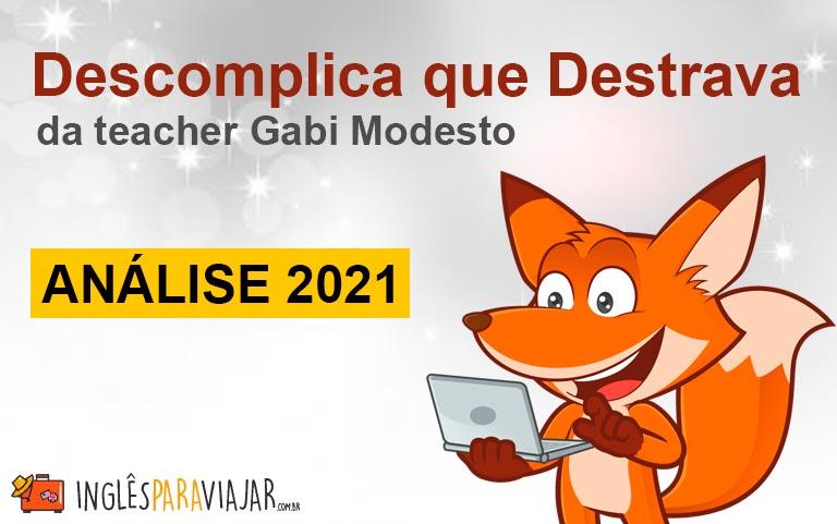 Quem é Gabi Modesto?