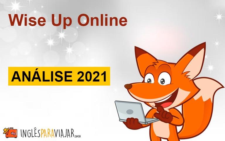 Wise Up Online é bom? Vale a pena? [ANÁLISE 2021]