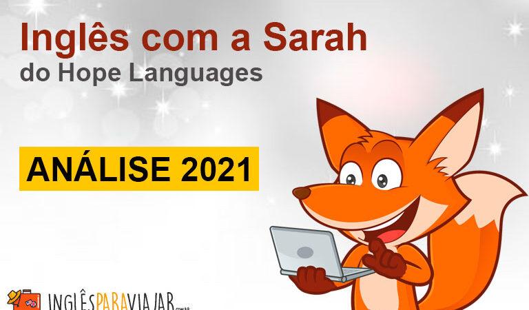 sara hope languages é bom?